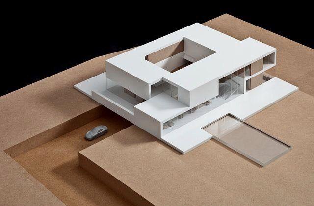 WEBSTA @ architects_need - #villa Amazing model and design