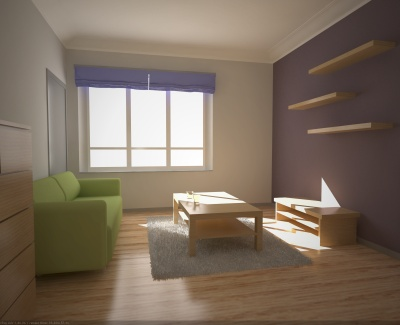 Loft By Matheus Passos 3ds Max Photoshop V Ray