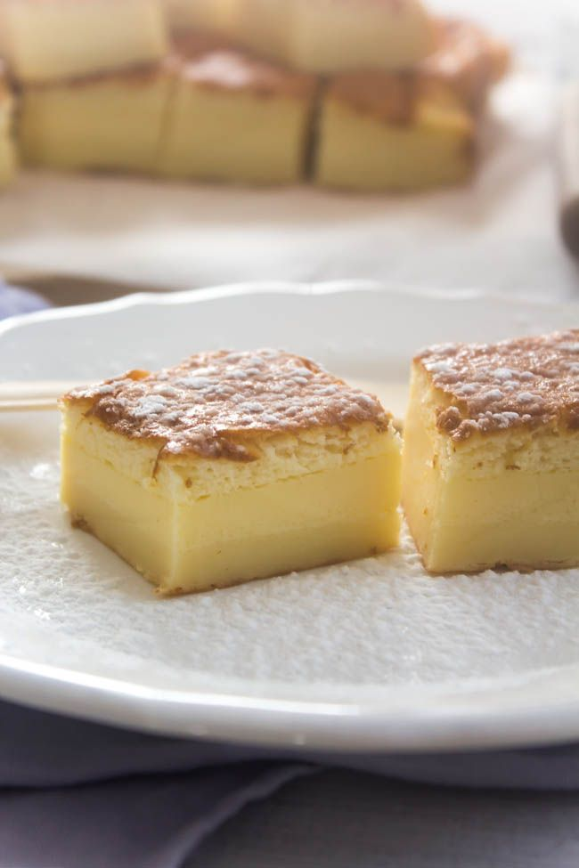 Το μαγικό κέικ (magic custard cake) - Myblissfood.grMyblissfood.gr