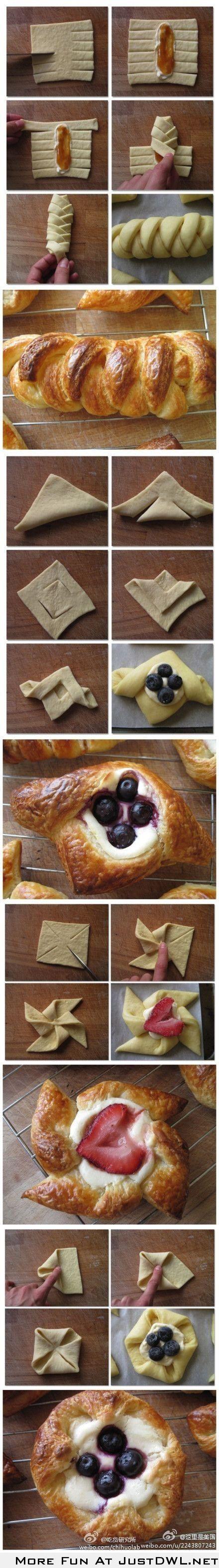 #Pastry #folding #101