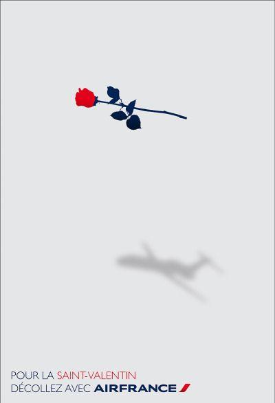 Concevoir une campagne de pub mettant en scène des fleurs, pour vendre tout sauf des fleurs / BTS design graphique 1ere année