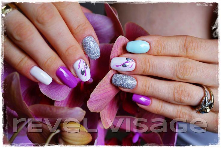 #revelvisage #nails