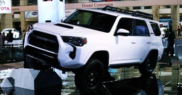 New 2022 Toyota 4runner Hybrid In 2020 Toyota 4runner Toyota 4runner Trd 4runner
