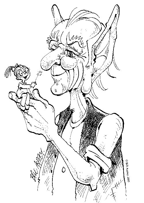 BFG BIG friendly giant colouring pages