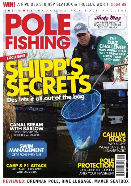 Pole Fishing Magazine - April 2017