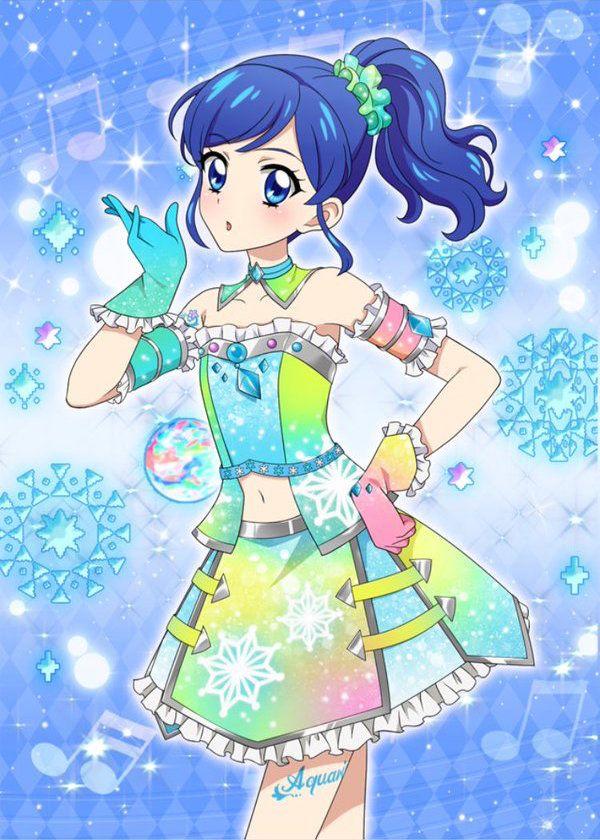 22 Best Aikatsu Aoi Pr Images On Pinterest Anime Girls Stars And Sun