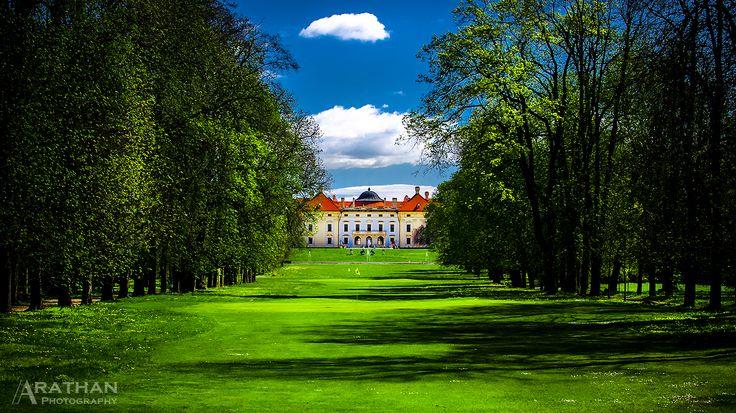 Castle of Slavkov - Austerlitz