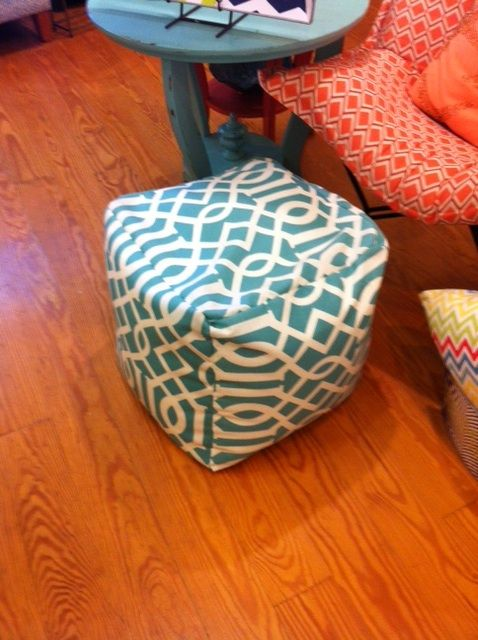 We Picked Up These Comfy Poufs For The Living Room At Sapodilly ~ Purchased  From Urban. Urban CottageCottage InDuck NcPoufsCondoBeanbag Chair