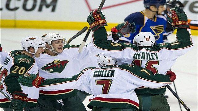 NHL Rumors: Minnesota Wild's Dany Heatley Off Top Line