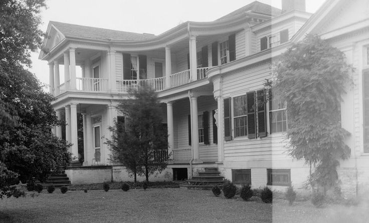 It is unclear when the Belle Grove house was constructed. Tax and insurance suggest the plantation home was constructed between 1791 and 1796.  In 1839, the home was purchased by Carolinus Turner and considerably enlarged with additional wings, porticoes and colonnades forming a five-part complex.  During the Turner years the plantation estate owned 92 slaves.