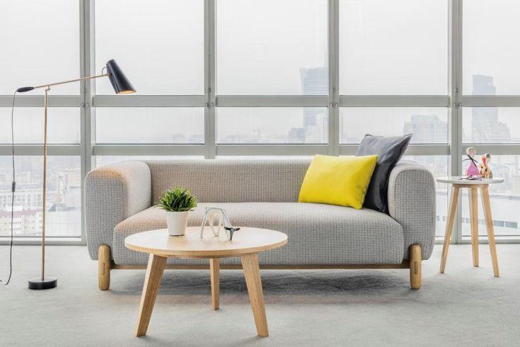 Piękna sofa Mark marki Comforty! Znajdź więcej na: www.euforma.pl #sofa #comforty #furniture #livingroom #design #polishdesign