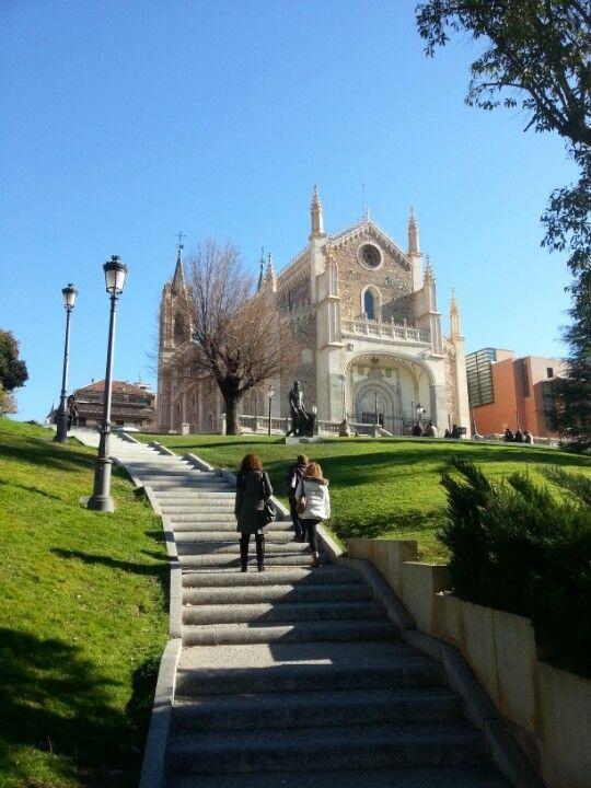 Iglesia de San Jerónimo el Real en Madrid, Madrid / MNAD