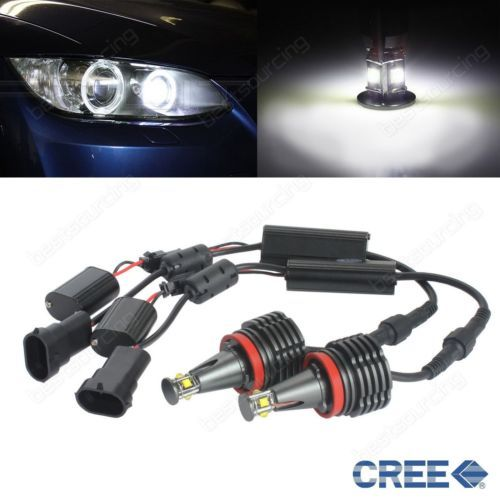 No #error h8 40w cree led #angel eye halo #light bulb bmw e82 e90 e92 e60 x5 x6 z,  View more on the LINK: 	http://www.zeppy.io/product/gb/2/201348571466/