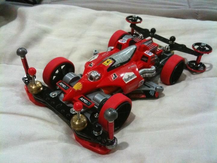 Custom | Mini 4WD Tamiya Marukai Pacific Market Gardena / Los Angeles Beautiful Southern California USA 310-464-8888