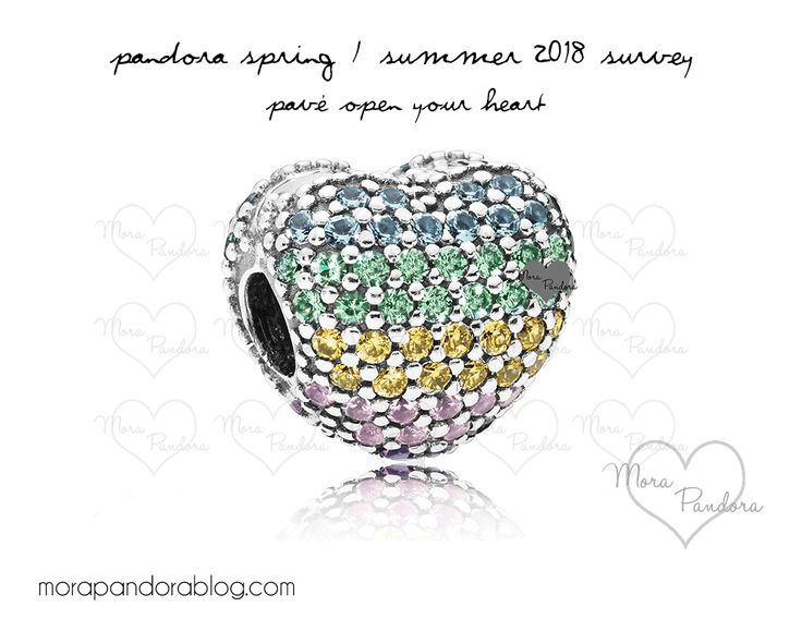 Today's post brings a little post-Christmas treat, with a first little look at the Pandora Spring 2018 collection, with a sneak peek at a handful of the new charms and jewellery! Offering bright, rainbow colours and a new bracelet concept, this little set of jewellery seems like something of a departure from the usual. :) …Read more...