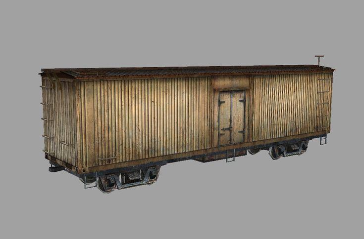 3D model for WoT Техника 01