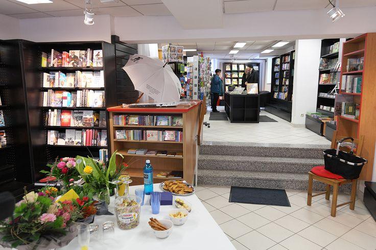 """Buchhandlung """"Exlibris"""""""
