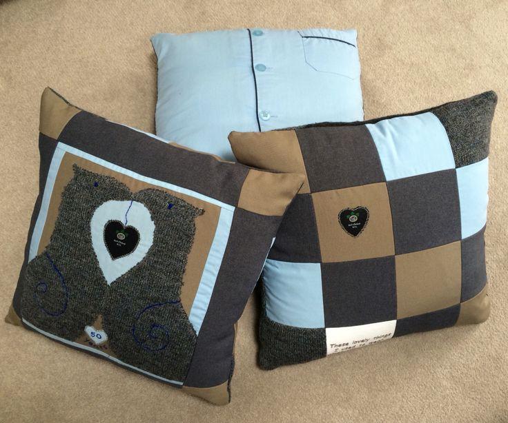 Memory cushions  💙
