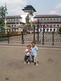 Distro FO dan Hotel di Bandung