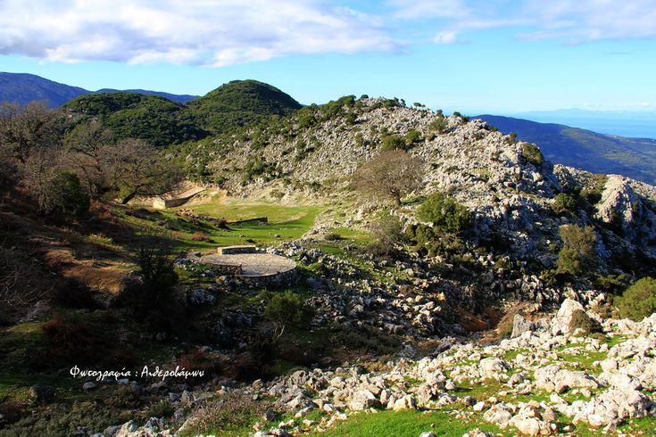 FOREST OF SKAROI, wooded interior of Lefkada island -- ΔΆΣΟΣ ΤΩΝ ΣΚΑΡΩΝ, ΟΡΕΙΝΗ ΛΕΥΚΑΔΑ