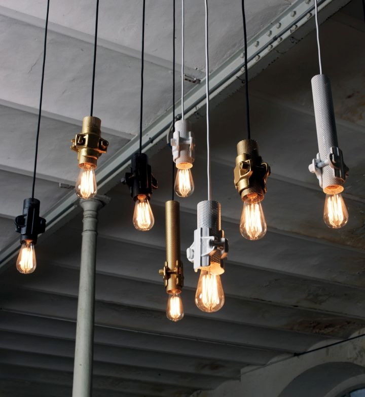 High Quality Pendant Lamp Collection By Karman For Global Lighting » Retail Design Blog