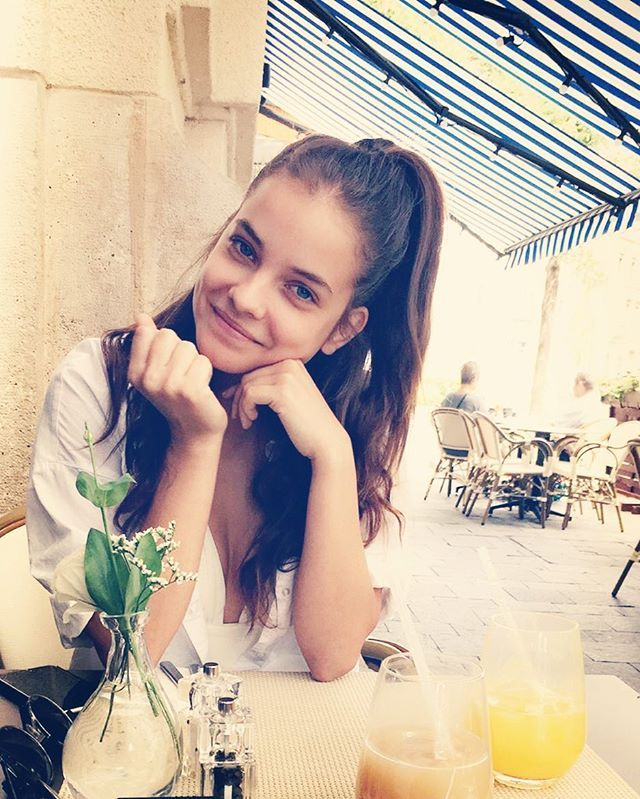 WEBSTA @ realbarbarapalvin - Brunch ☺️