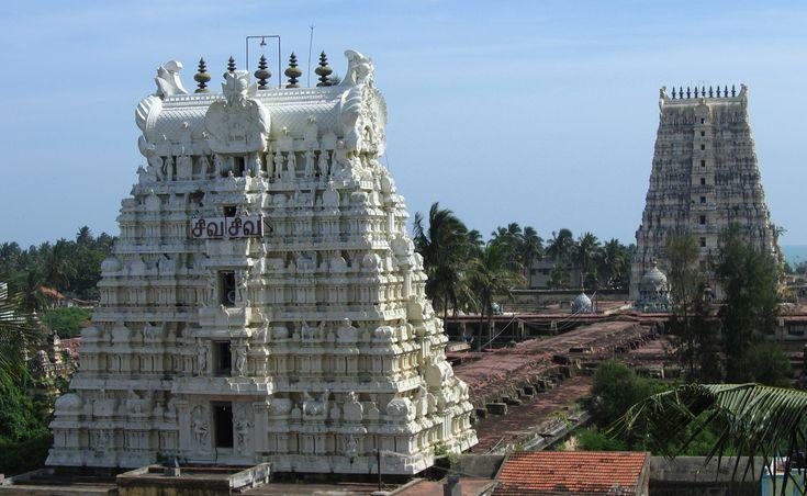 Ramanathaswamy Temple scenic - Google Search
