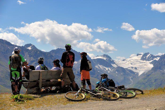 Gite guidate in mountainbike!