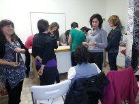 Atelier créatif avec M comme Muses à la Clinique
