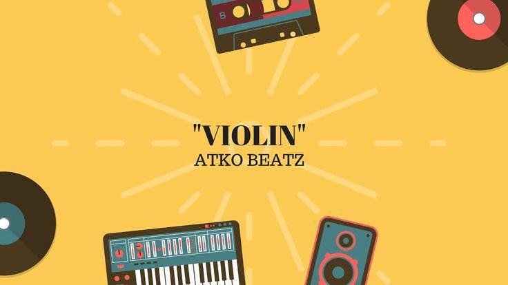"""VIOLIN""|Sample Rap Beat|ATKO BEATZ #ValamiKarc"
