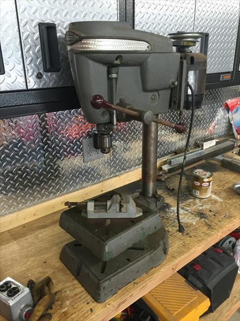 Old Sears Craftsman Radial Arm Saw Manual
