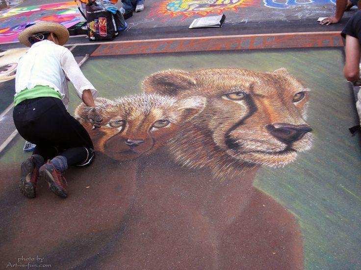 Sarasota Chalk Festival | Sarasota Chalk Festival: Graffiti, Murals and More (Part 3) - The Art ...