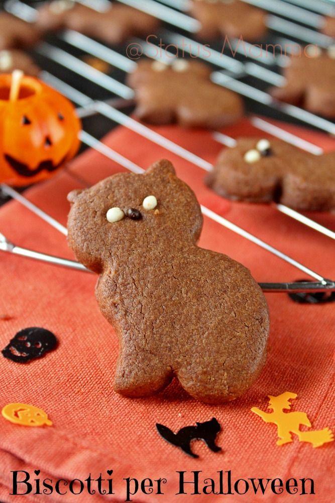 Biscotti per Halloween   Status mamma