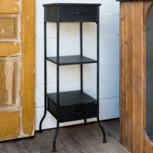 Tall Accent Table