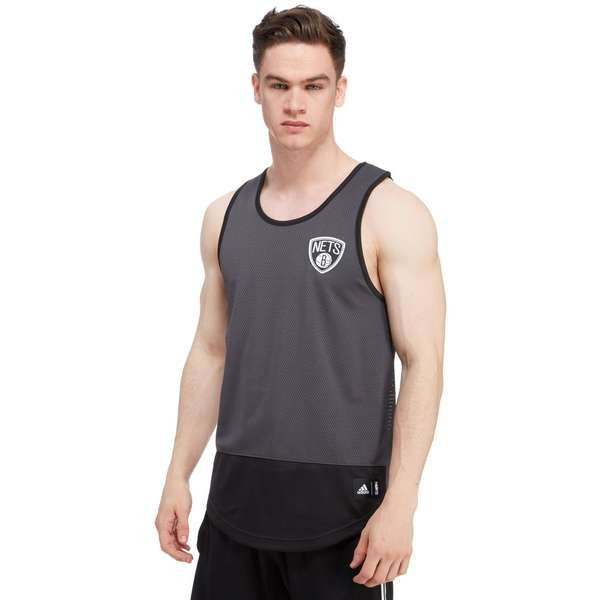 adidas Originals Hoops Brooklyn Nets Vest