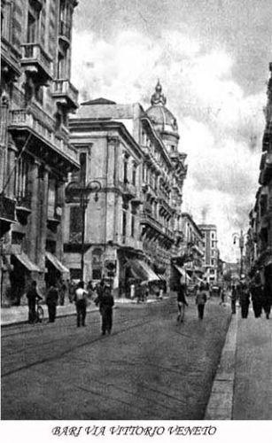Vittorio Veneto street