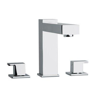 Jewel Faucets 1210 J12 Bath Series 2 Lever Handle Roman Tub Faucet with Linear Matched Spout