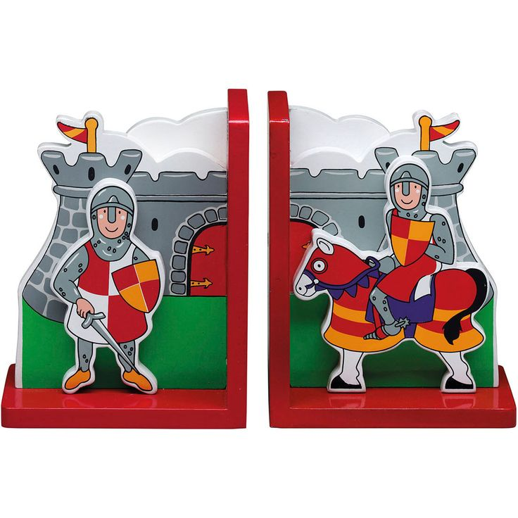 Fair trade knight bookends handcrafted by artisans in Sri Lanka.