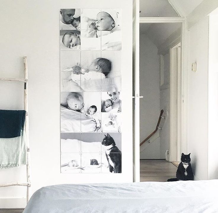 We love this black & white IXXI collage! Get more inspiration at www.ixxidesign.com/inspiration  #IXXI #ixxiyourworld #home #blackandwhite #photography #kids #family #walldecoration #DIY #interieur #homedeco #design