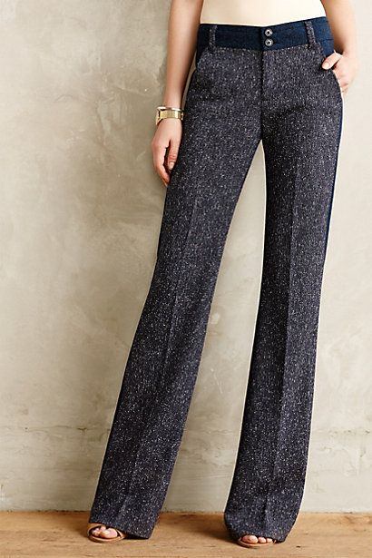 Great pants. Simple trouser fit with great waistband accents to set if off from the ordinary.