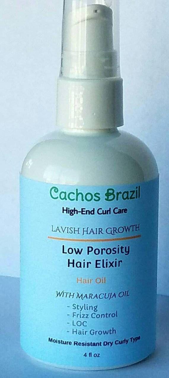 <p>Brazilian Oils Low Porosity Hair Elixir</p>