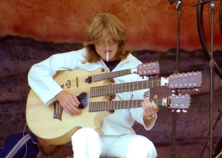 John Paul Jones - Day On The Green, Oakland, California 1977.