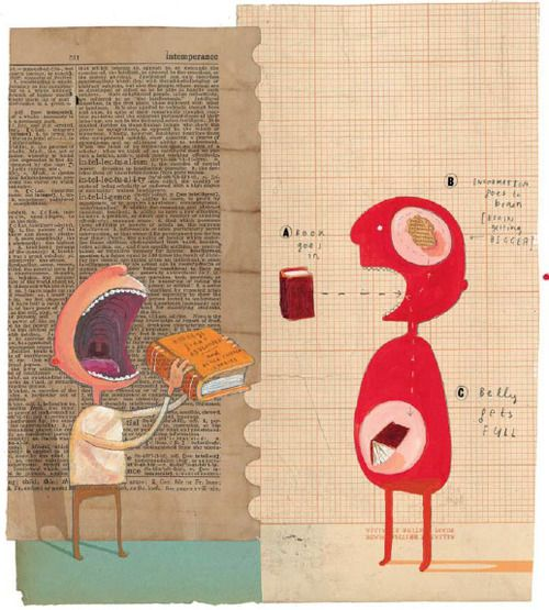 Oliver Jeffers, The Incredible Book Eating Boy