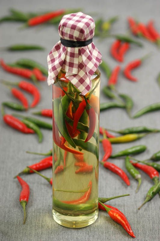 Chilli Oil Recipe - Making infused oils all comes down to personal taste and what you are using them for. Make it as hot or as mild as you would like.