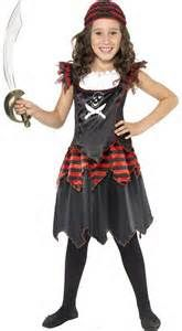 The 25 best pirate costume kids ideas on pinterest diy pirate childrens girls pirate fancy dress costume girl blackredwhite by smiffys solutioingenieria Images