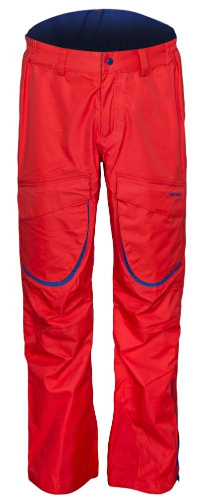 Stormberg - Lone 3-ply shell pants are windproof, waterproof and breathable.