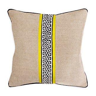 "Jonathan Adler Palm Springs Decorative Pillow, 18"" x 18"" | Bloomingdale's"