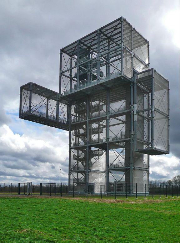 Uitkijktoren: Watchtowers in the Netherlands