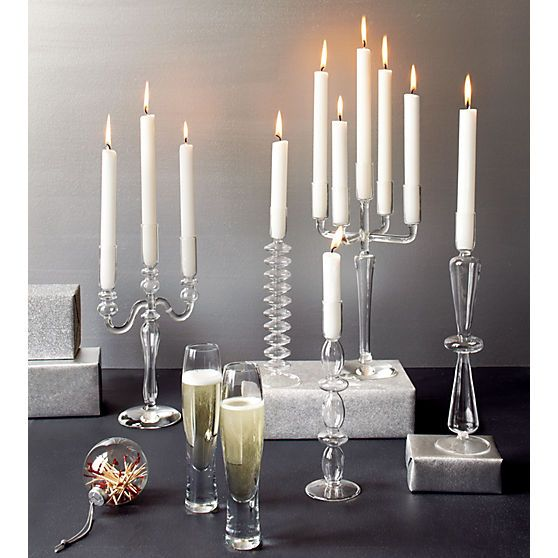 numi 1-ring candleholder in candle holders, candles | CB2