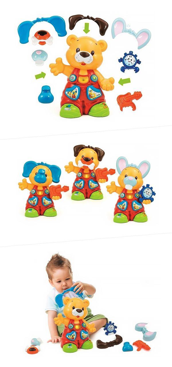 Misio Zdzisio to ciekawa, wesoła zabawka edukacyjna, którą z pewnością pokocha każde dziecko.  #zabawki #supermisiopl